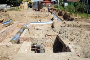 Замена трубопровода водоснабжения