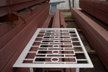 Изготовление металлических решеток