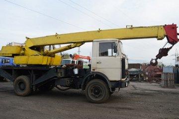 Автокран 14 тонн аренда