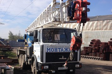 Автокран Иваново