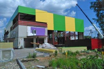 Строительство фитнес центров