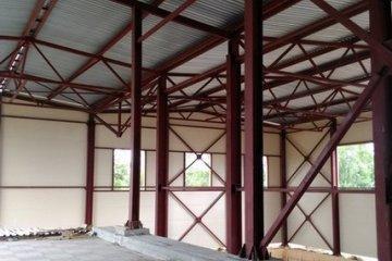 Строительство спортивных объектов и сооружений