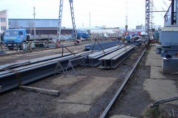Завод металлоконструкций Балка