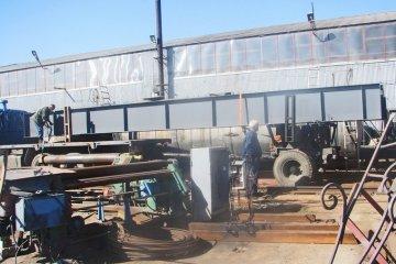 Строительные металлические конструкции