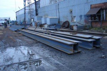 Завод сварной балки