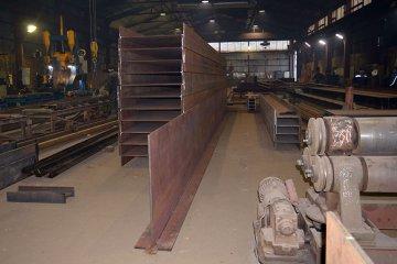 Изготовление балок металлических