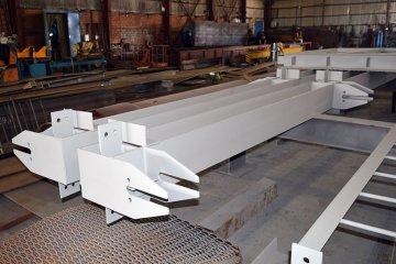 Завод по производству сварной балки