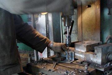 Сверловка металла