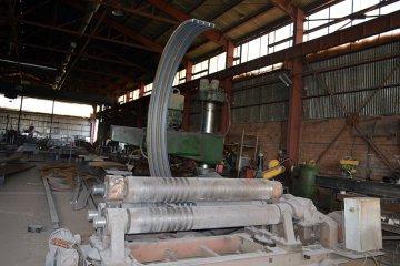 Обработка металла вальцовка