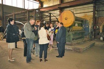 Завод металлоконструкций в Иванове
