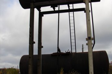 Резервуары стальные