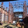 Строительство промышленных и торговых помещений