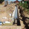 Замена трубопроводов тепловой сети подземной прокладки