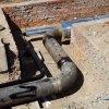 Замена трубопровода отопления