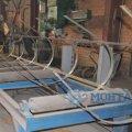Изготовление вертикальной пожарной лестницы с ограждением